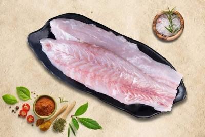 Bhetki / ভেটকী / Barramundi / Asian Seabass / Kalanji  - Fillet (250gm Pack)
