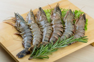 Tiger Prawn (Super Jumbo) - Whole (Not Cleaned, Not Peeled)