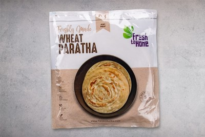 Wheat Paratha -Pack of 5