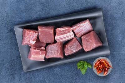 Yellow Fin Tuna / Kera - Curry cut
